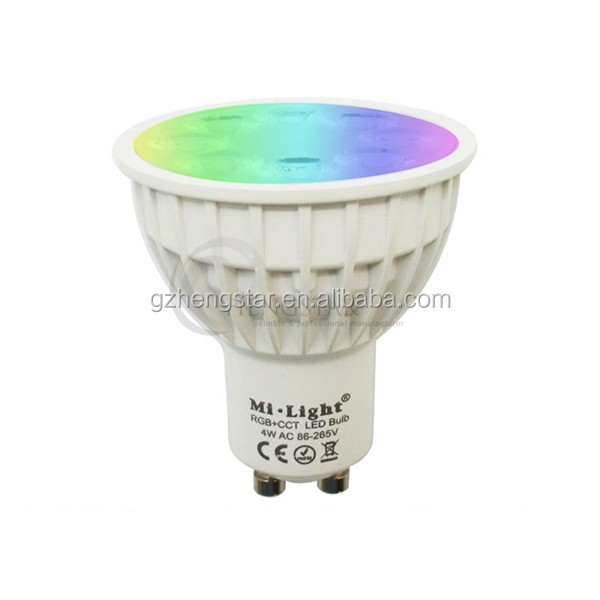2.4ghz color temperature rf remote controller
