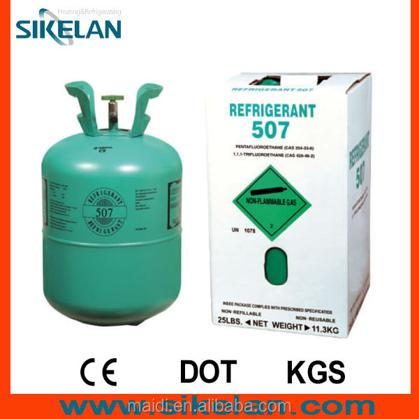 national R507c refrigerant gas for sale