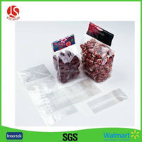 Heat Sealed Food Packaging For Candy Bar Wrapper / Custom Printed Bulk Plastic Candy Wrappers
