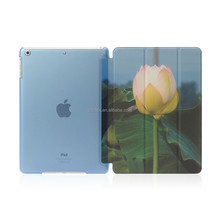New arrival DDC factory PC and PU leather cover case for ipad for ipad mini