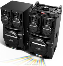 "12"" inch Subwoofer 2.0 Speaker System with USB/LED Display/FM/Bluetooth/Remote control"