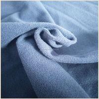 huzhou China manufacture one side brushed loop velvet