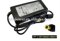 notebook adapter for Samsung 19V 3.16A 5.5*3.0