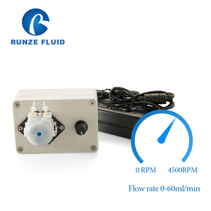 ketchup filling machine 12V peristaltic pump low cost