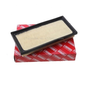 Auto parts replacement 17801-23030 car air filter toyotas