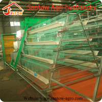 Galvanized Wire Mesh Chicken Layer Cage Uganda Layer Farm Stainless Steel Chicken Cage For Sale