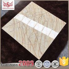 Carrara white marble vitrified micro crystal porcelain tiles