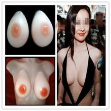 Wholesale realistic silicone fake breast hot girls photos artificial breast forms