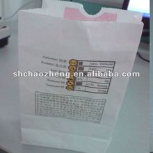 Fried Chicken wings paper bag