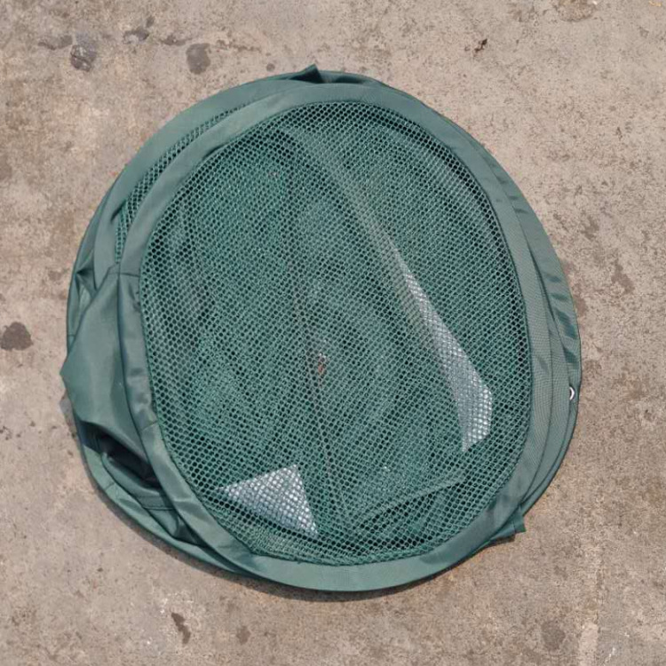 portable easy  golf chipping net with hitting target