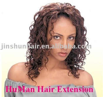 Remy Human hair Extensions -HH Italian Body Weaving 14""