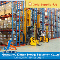 Selective Plate Type Heavy Weight Stacking Pallet Racking System