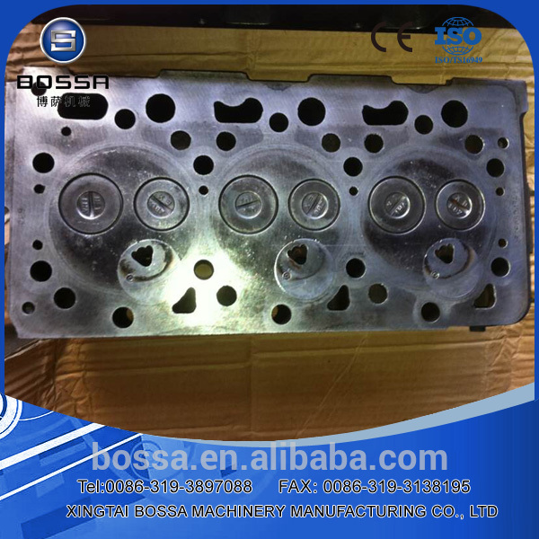 supply high quality S3L engine cylinder head