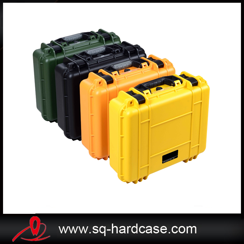 SQ5124 Hard PP explosion-proof safty equipment case