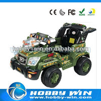 2013 new product 4CH RC B/O Child Car motorcycle tricycle car