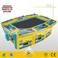 2015 hottest Ultimate Version fishing season game machine with bill acceptor