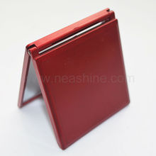 wholesale plastic cheap magnifying square mirror,telescopic magnifying mirror,rectangular magnifying mirror