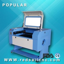 laser paper engraving cutting machine small 5070 co2 laser cutter co2 laser engraver for sale