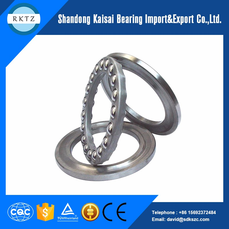 stainless steel 201 202 304 316 thrust ball bearing size