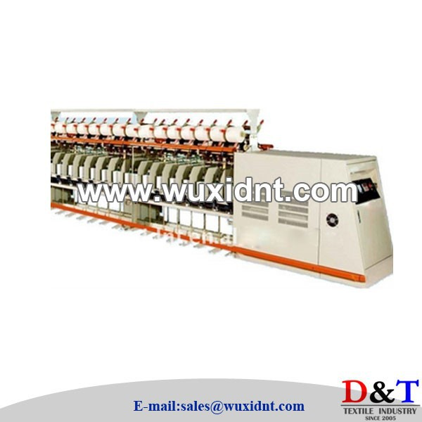 TEXTILE MACHINE TWO-FOR-ONE MACHINE TFO TWISTER