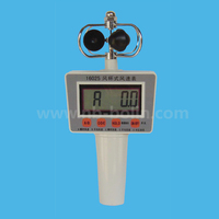 Cap Anemometer and Light Breeze Anemometer for Physics Laboratory