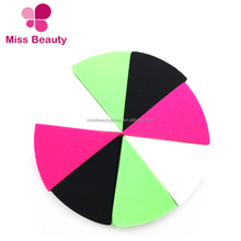 Miss Sponge polyurethane wedges with Environmental Pre-cut Powder for BB cream Makeup Tools
