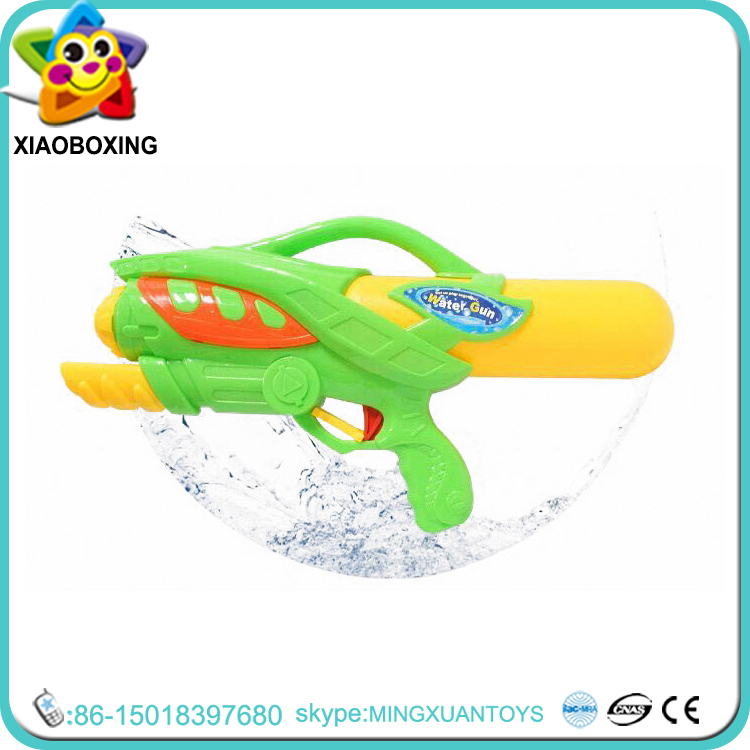 Hot sale plastic big water gun soft crystal water bullet gun toys for kids