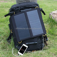 Fashion professional solar panel for charging cellphone