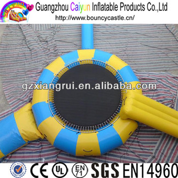 Water Jumping Trampoline High Quality Inflatable Trampoline