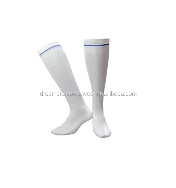 Anti-Slip Perfect Football Blank Soccer Socks For Men