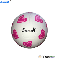 2016 Streetk Brand mini rubber soccer ball factory custom soccer ball