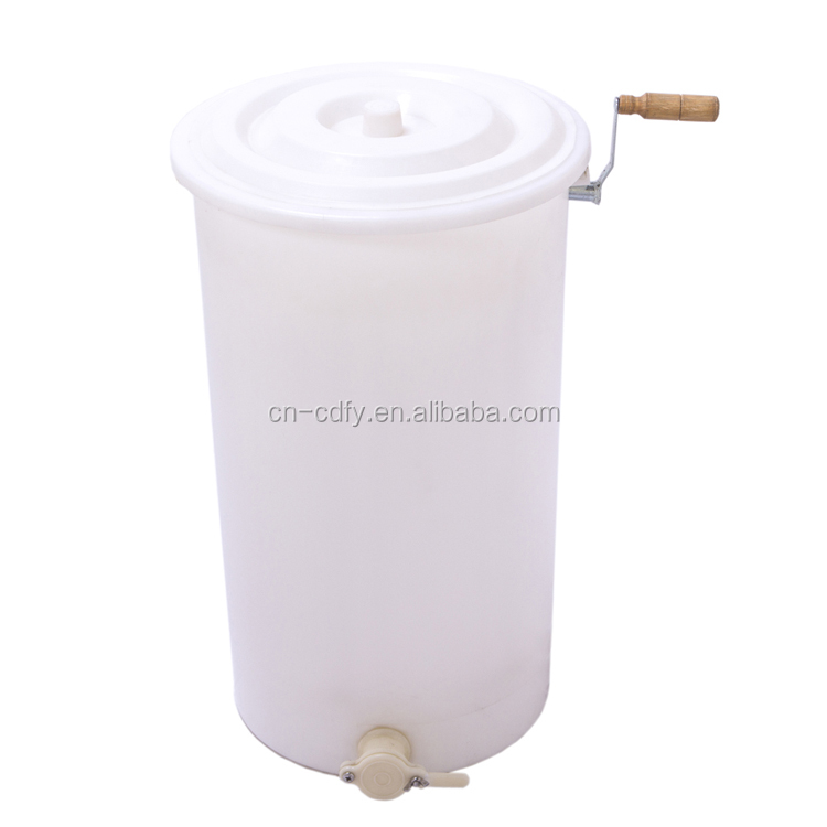 Bee Plastic Honey Extractor By Manual From ChangDa--Manufacturer