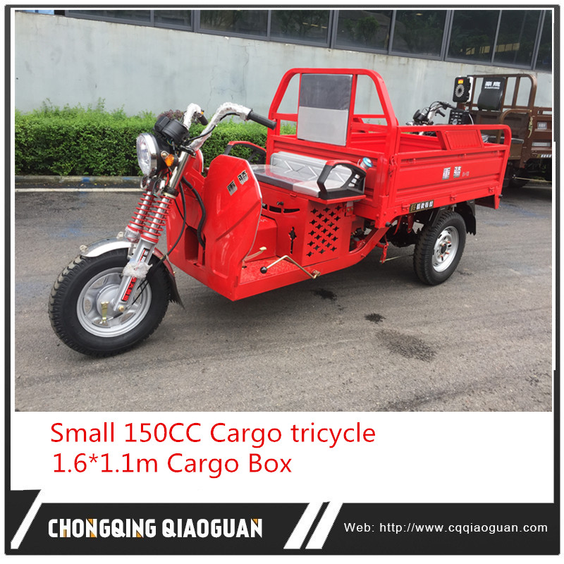 Chongqing Motorcycle Factory Loncin 150CC Imitation Electric Tricycles Motorises