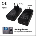 hot sale 5v 2a 18650 ups power battery for Fingerprint attendance machine