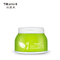 Matcha green tea power mud mask private label