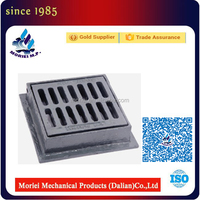 Oem custom pool grating cast iron stove grill grates