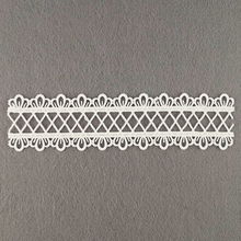 Oem Odm Dress Patterns Lace Trim New Sample