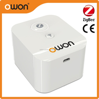 OWON Plug-and-Play Home Automation Gateway with ZigBee HA and Wi-Fi
