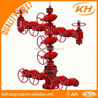 API 6a wellhead equipment and christmas tree for oil drilling,wellhead and Christmas tree,wellhead Christmas tree