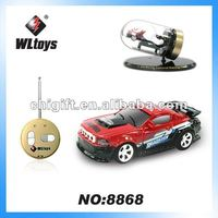 WL 8868 Mini Rechargeable Car