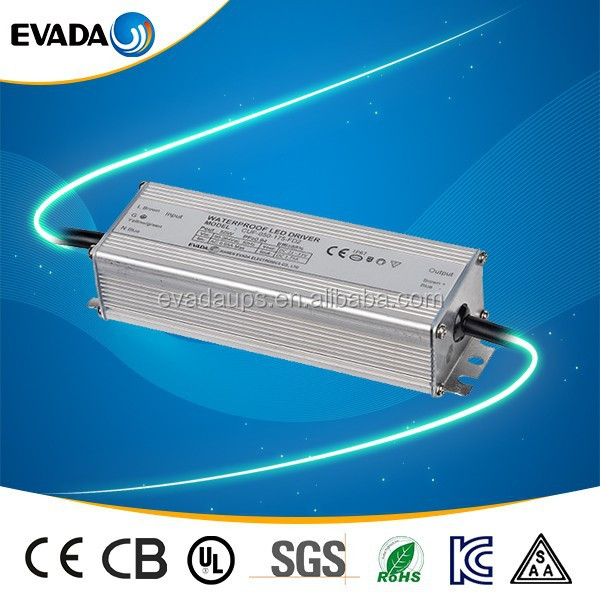 50W 1.8A waterproof level IP67 driver constant current led