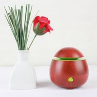 2016Wood grain electric ultrasonic aroma diffuser