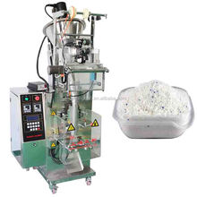 Automatic Laundry Detergent Powder Packing Sachet Machine
