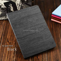 Zoyu tooled leather tablets case for ipad mini 4, cover with treetexture for ipad mini 4 table case PU cover with treetexture
