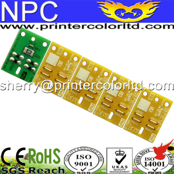 chip for panasonic kx-mb 1500 toner cartridge chip KX-FAC407/408/410 MB1500/1508/1520/1528/1538