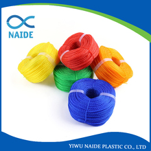 Latest Arrival PP Twisted Split Film Rope Packing Rope with good offer