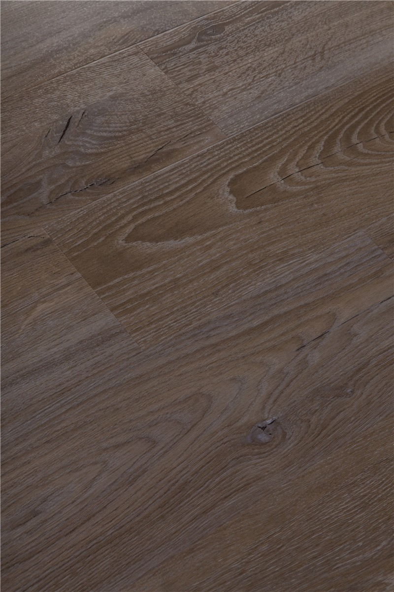 New design limed oak wooden flooring with great price