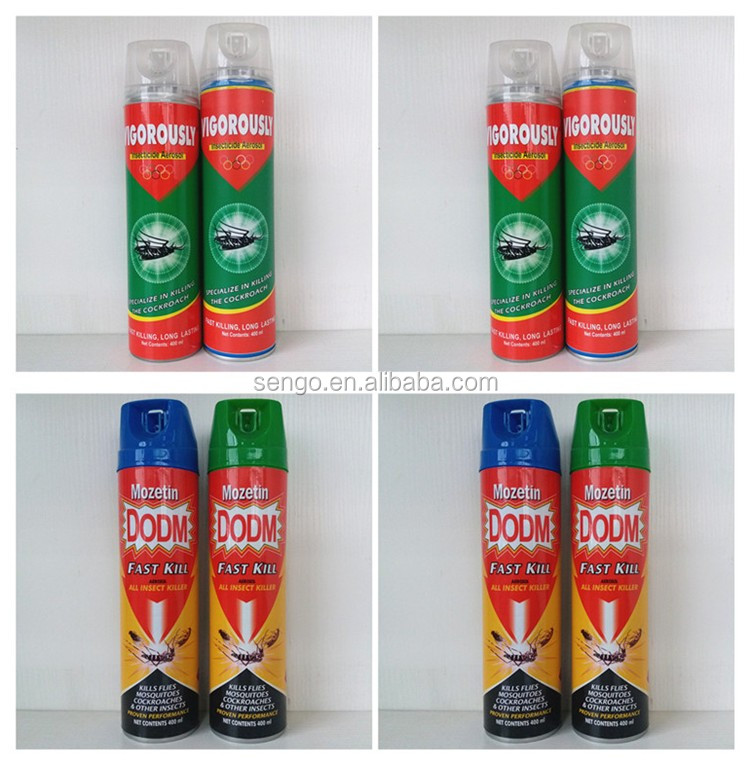 High quality flying insecticide aerosol/spray