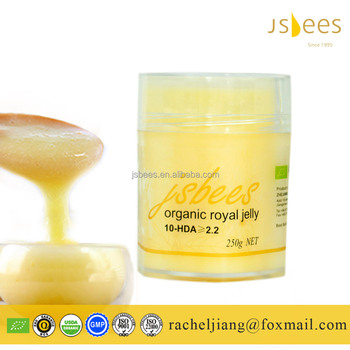 High quality 2016 Organic nature royal jelly