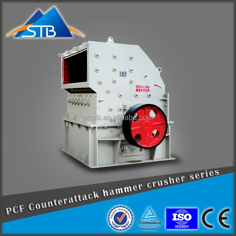 Stone Crudhing Ring Hammer Crusher For Stone Selling